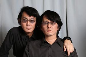 Ishiguru and robotic head