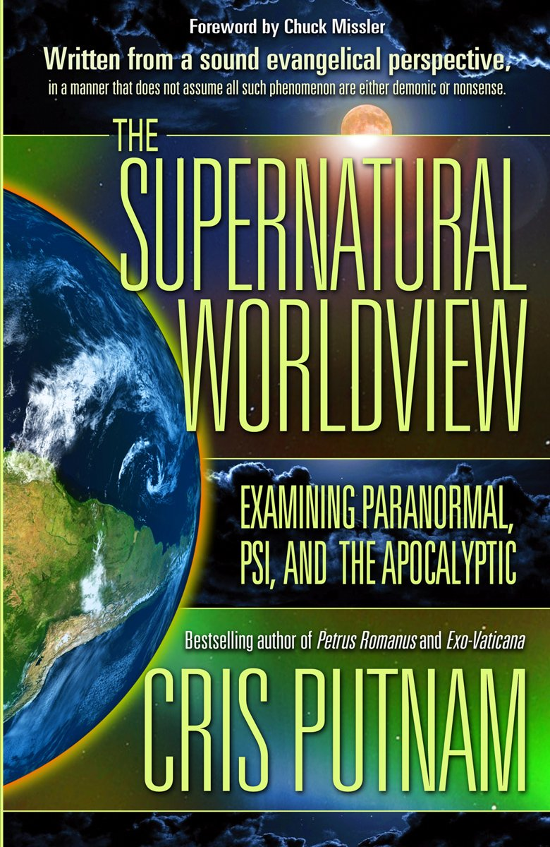 GET CRIS PUTNAM'S NEW BOOK!