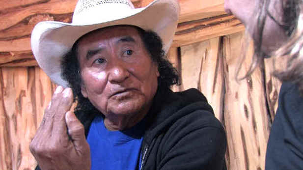 Dr. Don Mose, third-generation medicine man and Navajo oral historian gives rare interview to SkyWatch TV non-tribal members