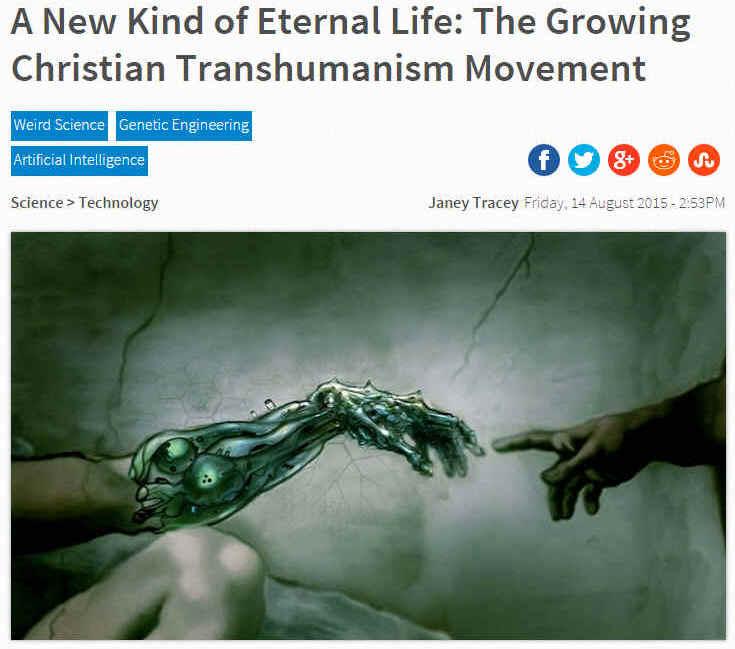 Christian Transhumanism