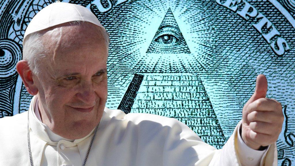 Pope NWO