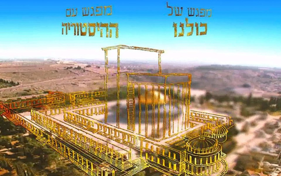 Third Temple Now
