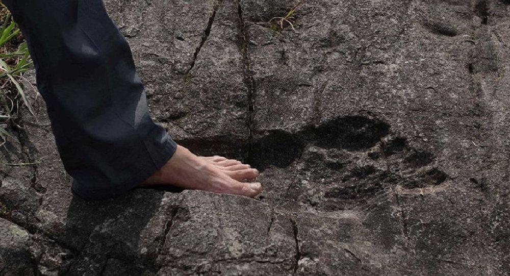 Nephilim Footprints
