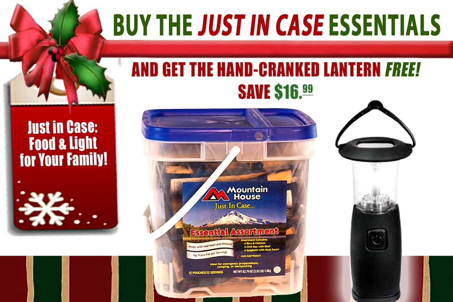 christmas-offer-just-in-case-plus-lantern