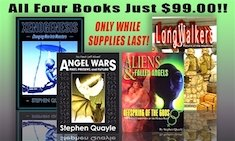 quayle four books