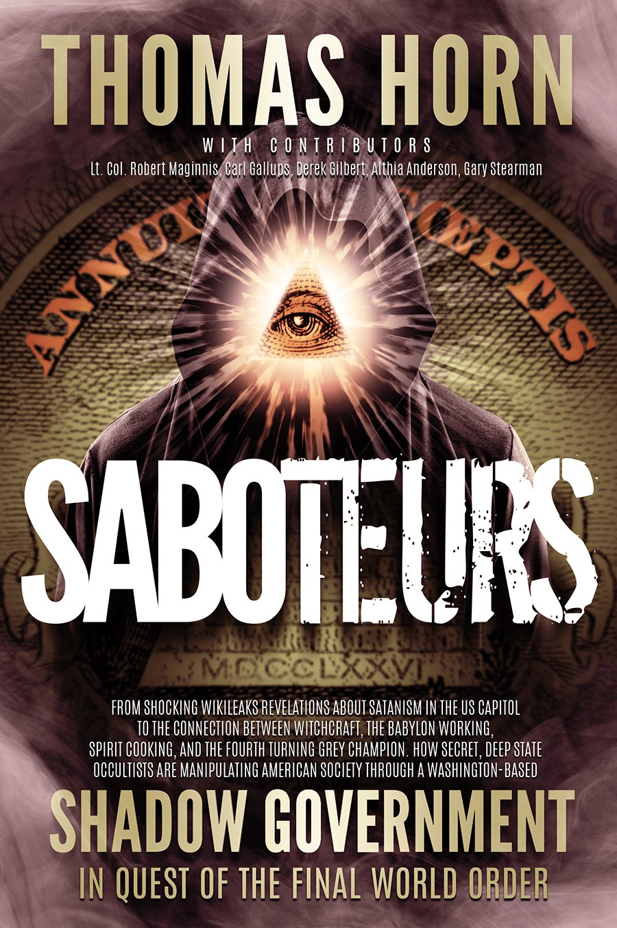 "NEW SERIES STARTS NEXT WEEK! (BASED ON TOM HORN'S ELECTRIFYING TOP-SECRET NEW PROJECT ""SABOTEURS!"")"