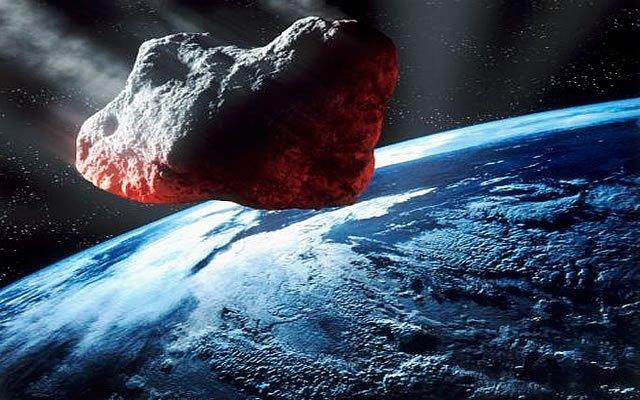 Risultati immagini per asteroid impact